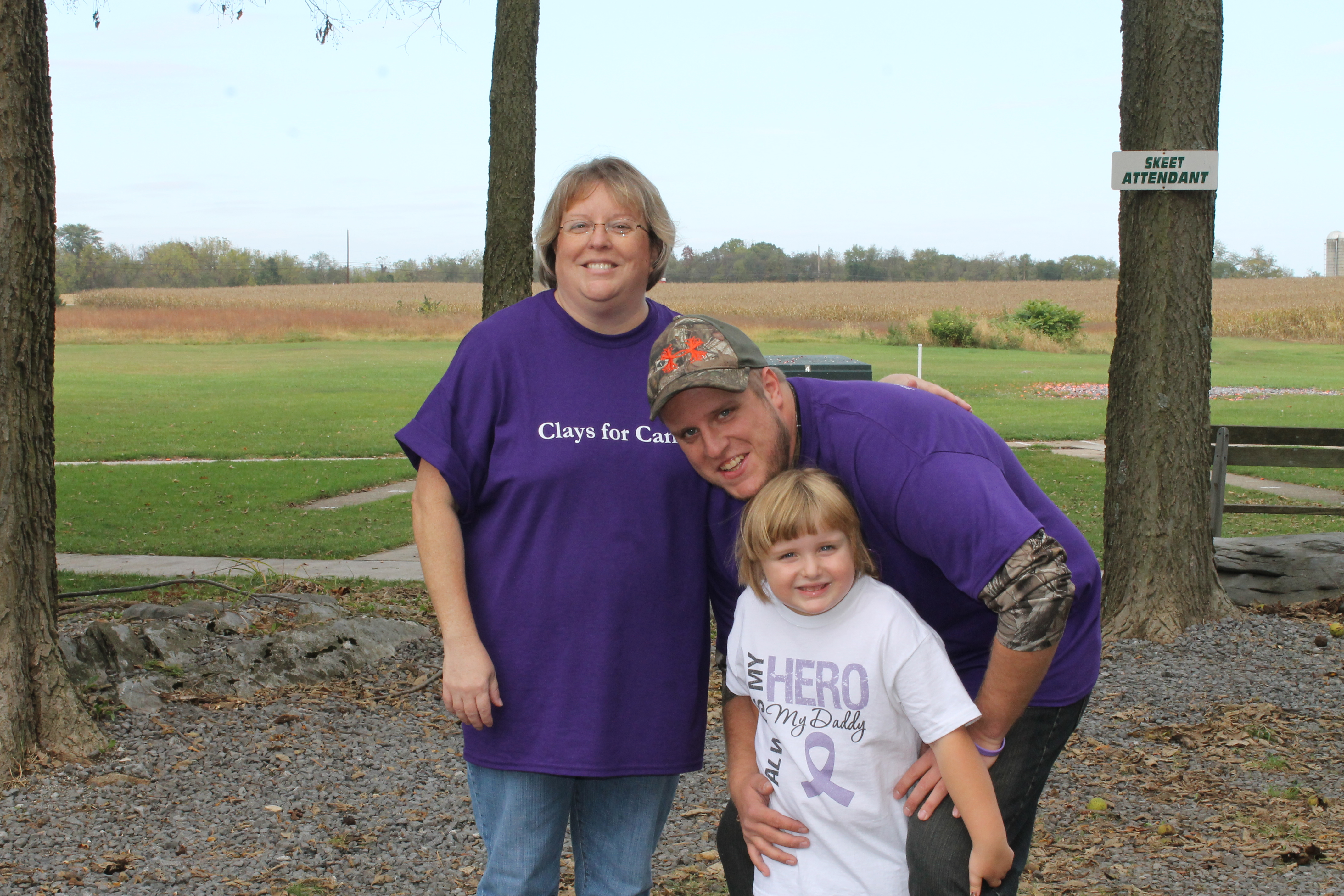 Clays for Cancer Participants